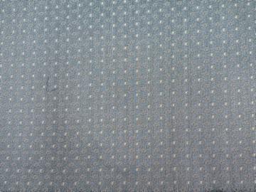 Polyester-Jacquard Blümchen